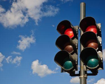 multa per semaforo rosso